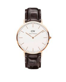 Daniel Wellington 0111DW Mens Strap Watch