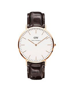 0111DW Mens Strap Watch