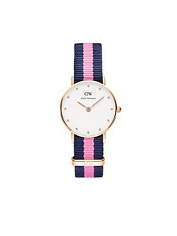 0906DW Ladies Strap Watch