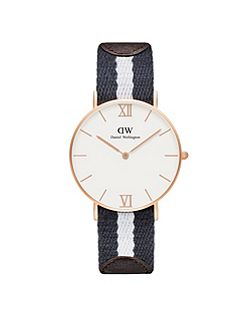 0552DW Ladies Strap Watch