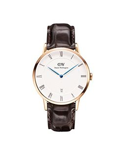 1102dw dapper york strap watch