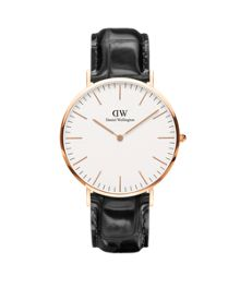Daniel Wellington 0114dw 40mm reading watch