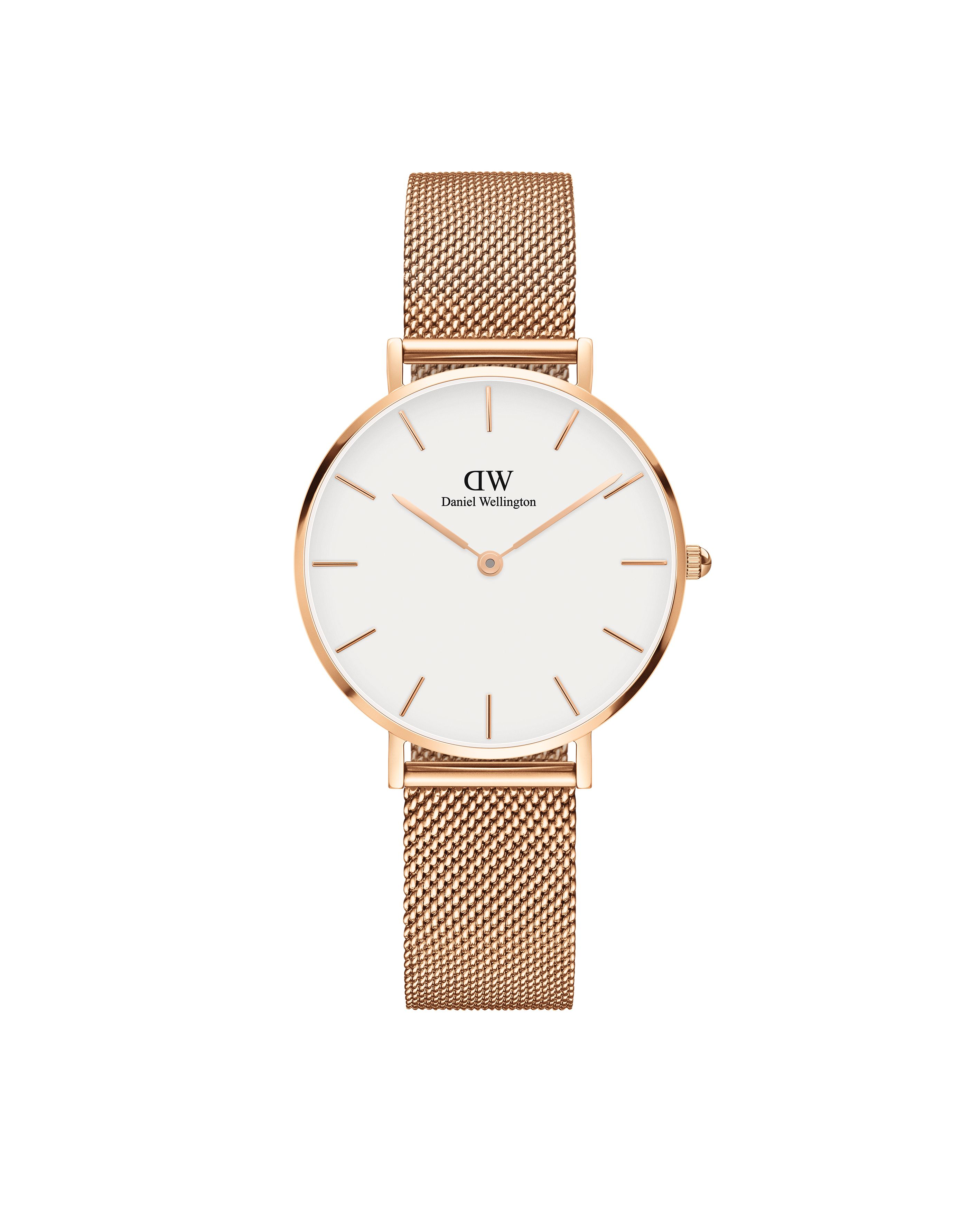 Daniel wellington classic petite melrose watch octer for Quality classic house of fraser