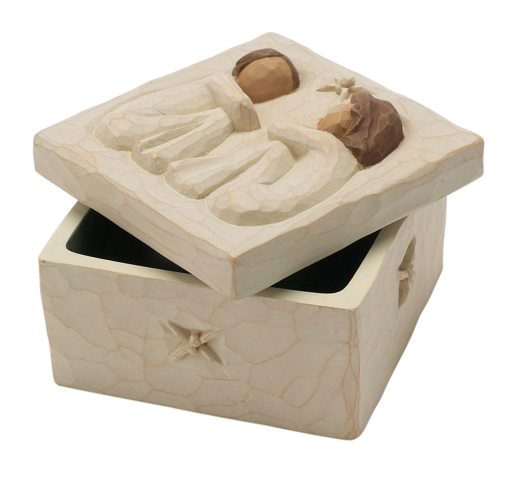 Willow Tree Friendship trinket box