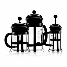 3 cup chamboard coffee maker