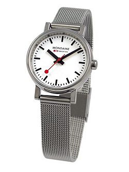 A658.30301.11SBV Evo silver ladies watch