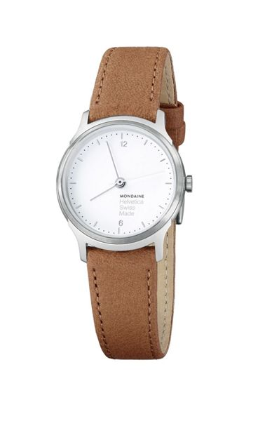 Mondaine MONHEL0008 Ladies strap watch