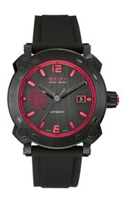 Bulova 65b165 mens strap watch