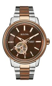 Bulova 98A140 mens bracelet watch