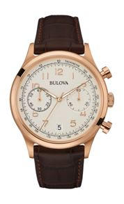 Bulova 97B148 mens strap watch
