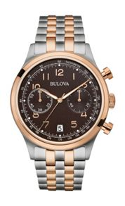 Bulova 98b248 mens bracelet watch