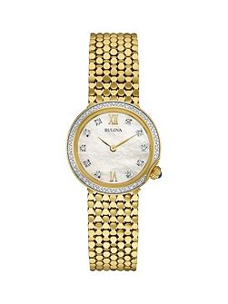 98w218 ladies bracelet watch