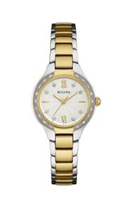 Bulova 98w221 ladies bracelet watch