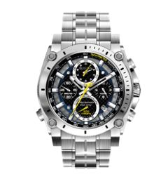 Bulova 96G175 mens bracelet watch
