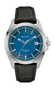 Bulova 96b257 mens strap watch
