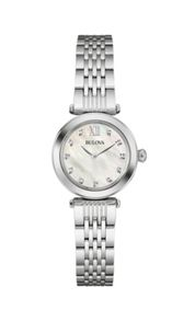 Bulova 96s167 ladies bracelet watch