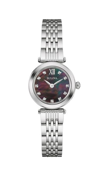 Bulova 96S169 ladies bracelet watch