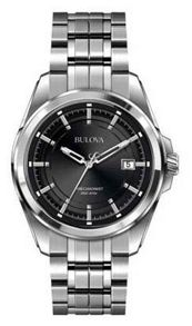 Bulova 96b252 mens bracelet watch