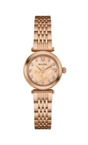 Bulova 97S116 ladies bracelet watch