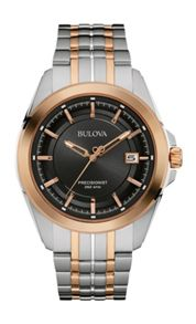 Bulova 98B268 gents bracelet watch