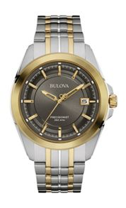 Bulova 98B273 gents bracelet watch