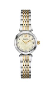 Bulova 98S154 ladies bracelet watch