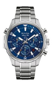 Bulova 96B256 gents bracelet watch