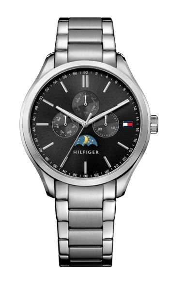 Tommy Hilfiger TH303 mens stainless bracelet watch