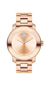 Movado Bold 3600086 ladies bracelet watch