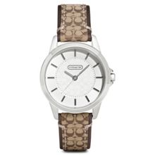 Coach 14501525 ladies strap watch