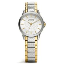 Coach 14501610 ladies bracelet watch