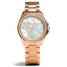 Coach 14501658 ladies bracelet watch