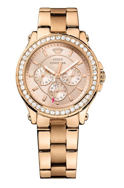 Juicy Couture 1901050 ladies bracelet watch