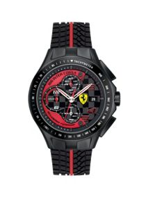 Ferrari 0830077 mens strap watch