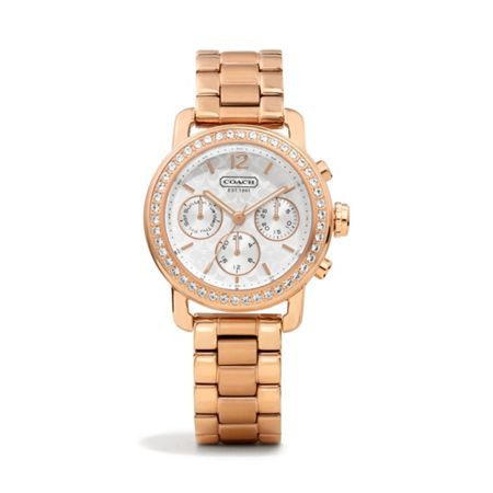 Coach 14501884 ladies bracelet watch