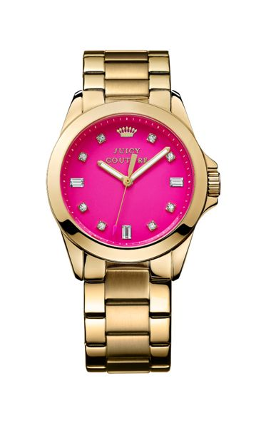 Juicy Couture 1901108 ladies bracelet watch