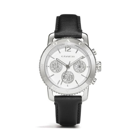 Coach 14501972 ladies strap watch