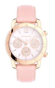 Coach 14501974 ladies strap watch