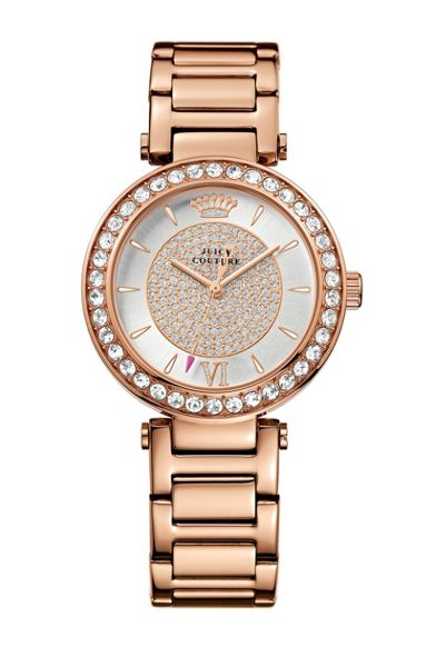 Juicy Couture 1901152 ladies bracelet watch