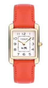 Coach 14502090 ladies strap watch