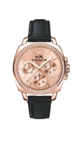 Coach 14502125 ladies bracelet watch