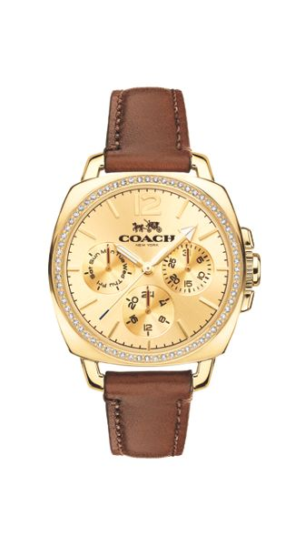 Coach 14502172 ladies bracelet watch