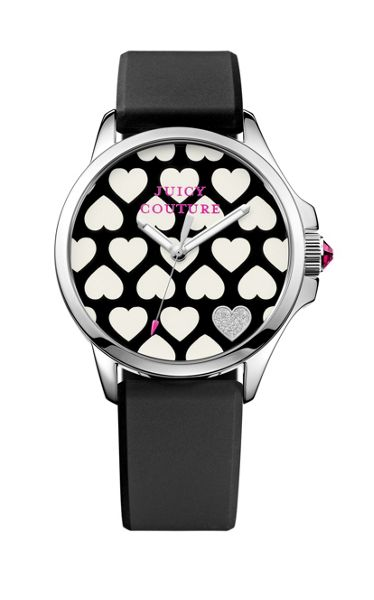 Juicy Couture 1901220 ladies strap watch