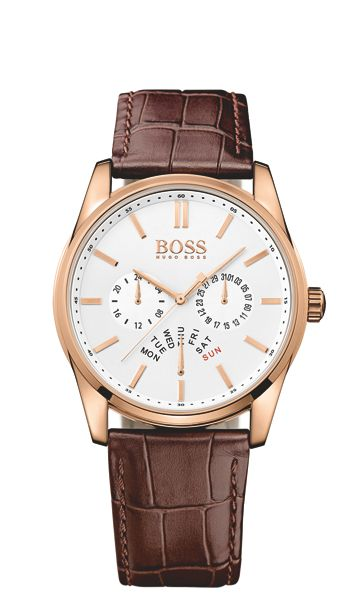 Hugo Boss 21513125 mens strap watch
