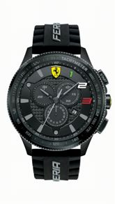Ferrari 0830243 mens strap watch