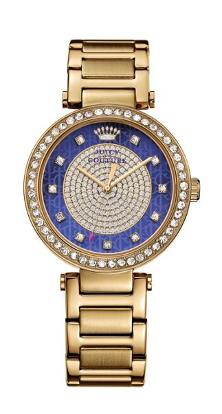 Juicy Couture 1901267 ladies bracelet watch
