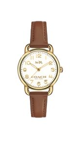 Coach 14502248 ladies strap watch