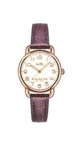 Coach 14502251 ladies strap watch