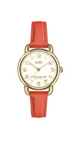 Coach 14502253 ladies strap watch