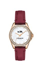 Coach 14502315 ladies strap watch